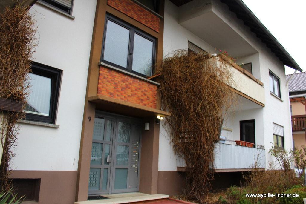 VERMIETET - ETW mit Balkon