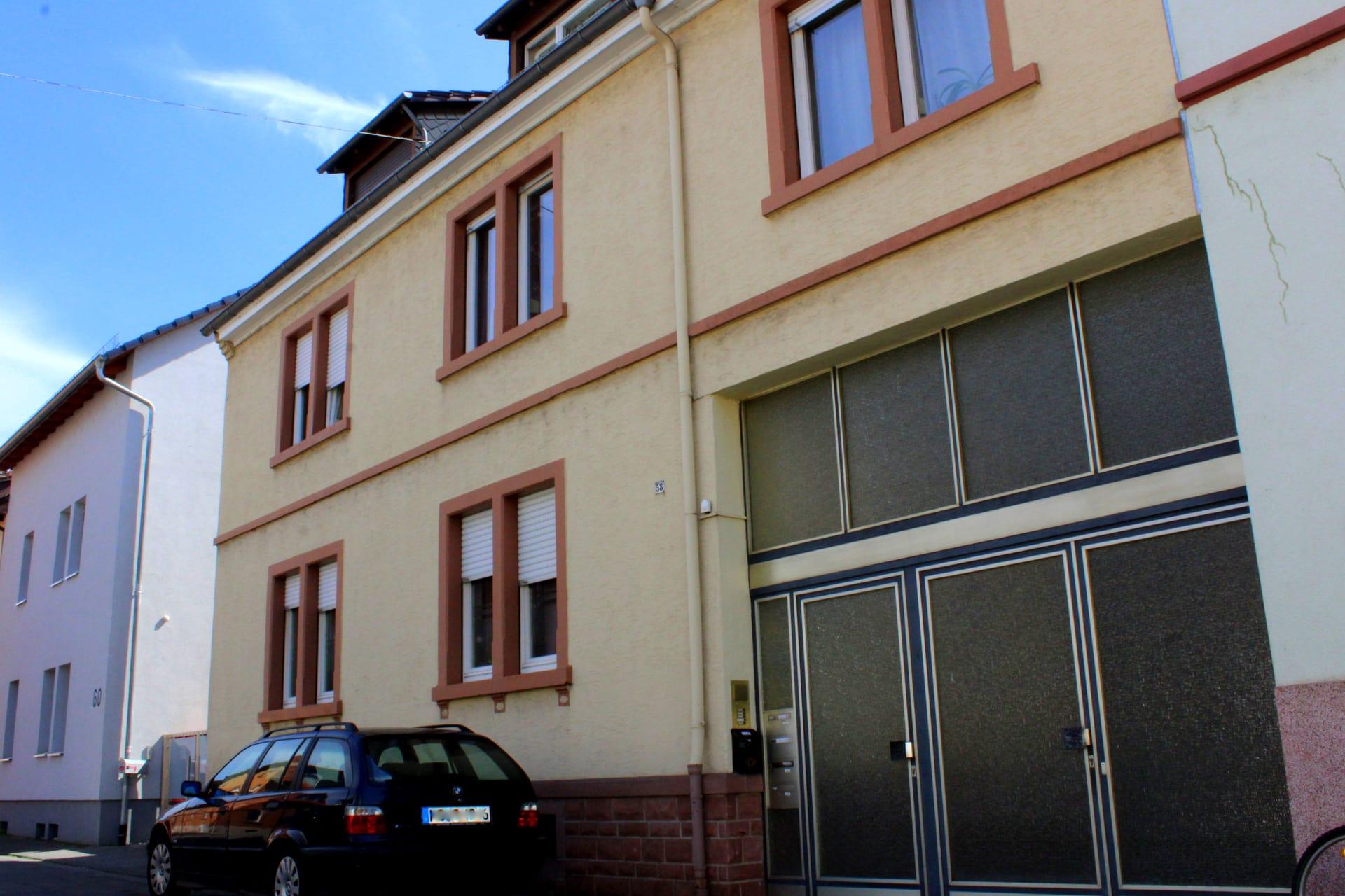 VERKAUFT im BIETERVERFAHREN - MFH in Heidelbeg