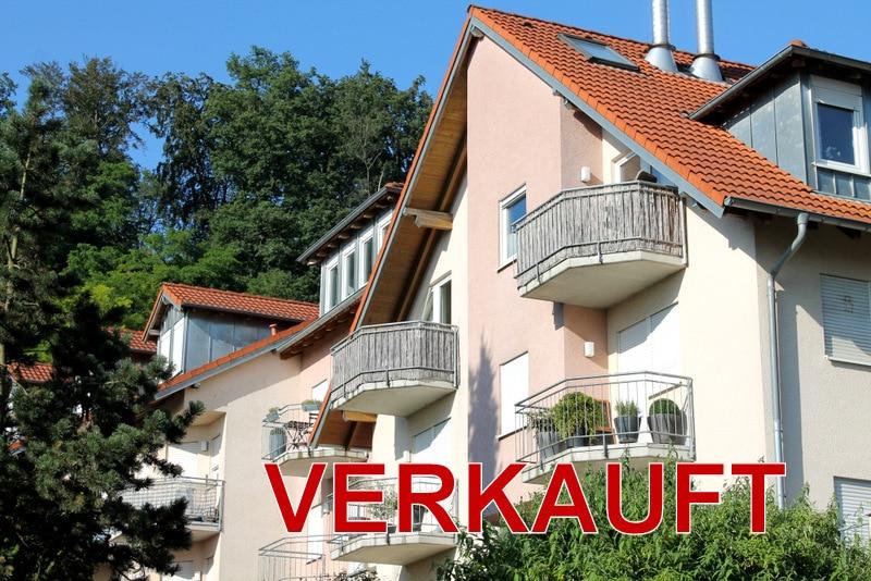 VERKAUFT - ETW mit Balkon