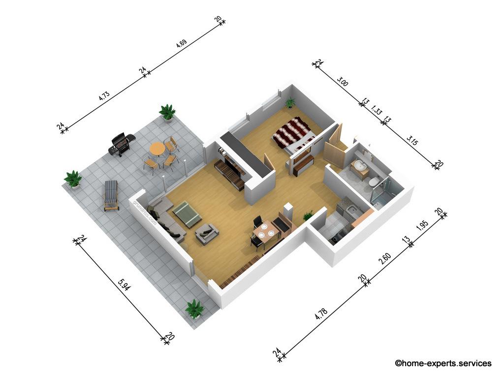 Wohnung Nr 06